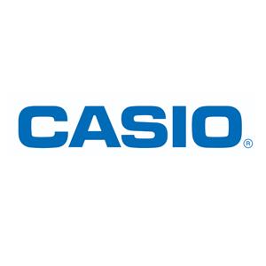 Logo de la marca Casio