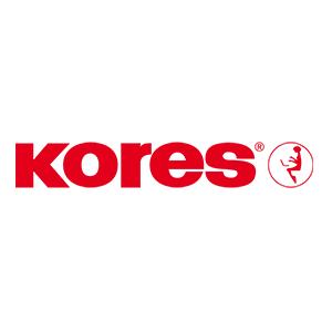 Logo de la marca Kores
