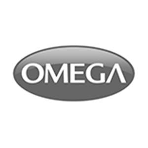 Logo de la marca Omega