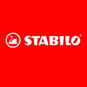 Logo de la marca Stabilo