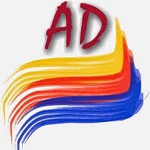 Logo de la marca AD