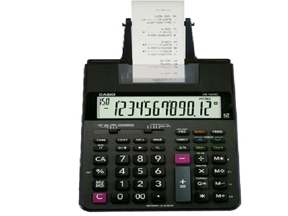 Imagen de Calculadora casio hr-100rc