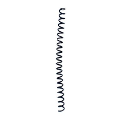 Imagen de Espiral oficio 09mm negro