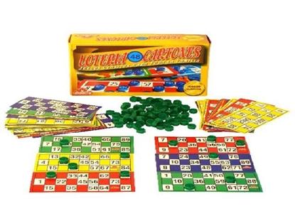 Imagen de Didacta Loteria 48 Cartones