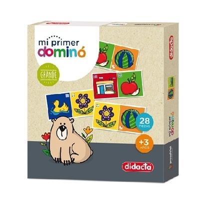 Imagen de Didacta Preescolar Mi Primer Domino