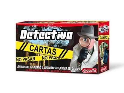 Imagen de Didacta Detective Cartas