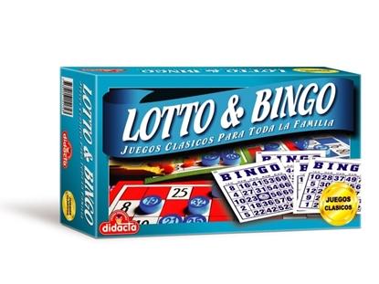 Imagen de Didacta Lotto Bingo