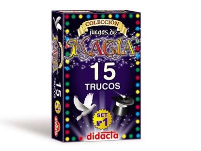 Imagen de Didacta Magia  15 Trucos