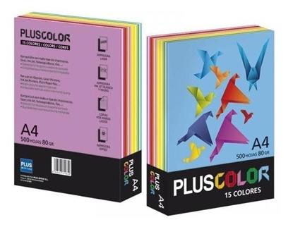 Imagen de Papel A4 Color Campus 500 unidades surtidas