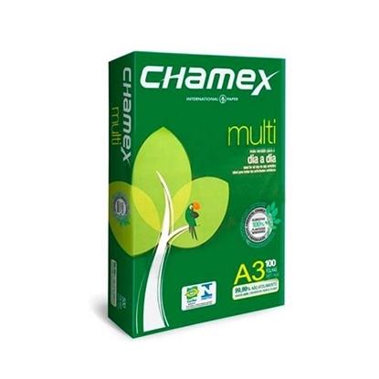 Imagen de Papel Fotocopia A3 Chamex 500 hojas