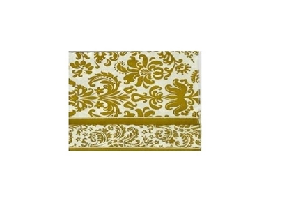 Imagen de Servilleta diseño dorado x20 4494/300