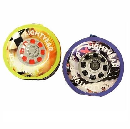 Imagen de Alcancía de metal rueda /96