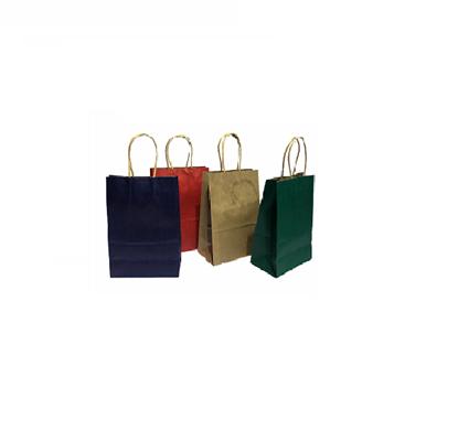 Imagen de Bolsa de regalo kraft lisas 11x15cm /1800
