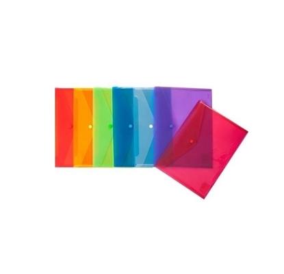 Imagen de Sobre Plástico con Broche 12.5cm x17cm  x12