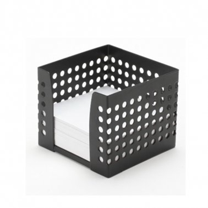 Imagen de Cubo porta notas metal