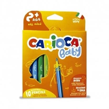 Imagen de Color carioca baby triangular x10
