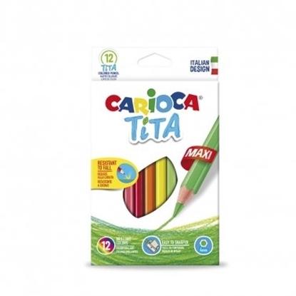 Imagen de Color carioca tita jumbo x12