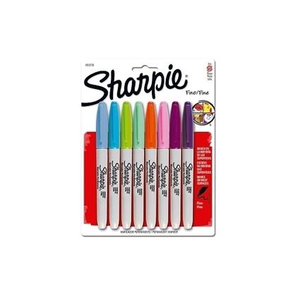 Imagen de Sharpie marcador permanente colores fashion