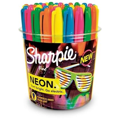 Imagen de Sharpie marcador neon tubo x36 unidades