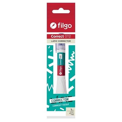 Imagen de Filgo corrector líquido correct 012 - flow pack 1