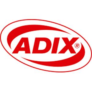 Logo de la marca Adix