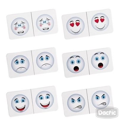 Imagen de Dactic dominó emoción