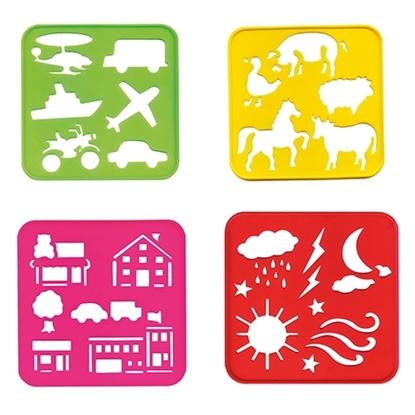 Imagen de Plantillas temáticas adic 4 diseños