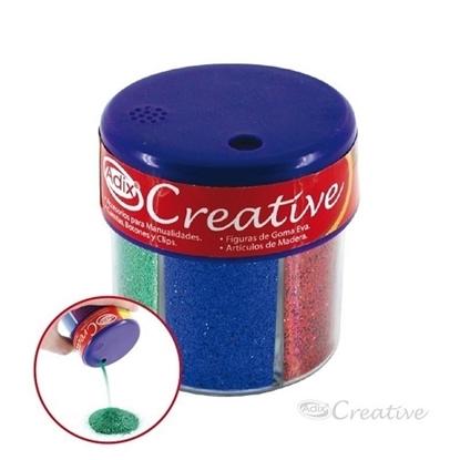 Imagen de Escarcha creative dosificador surtido 40 gramos