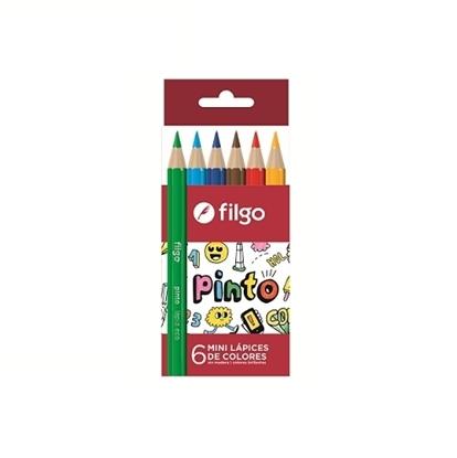 Imagen de Filgo color de resina pinto mini - estuche 6 surtido