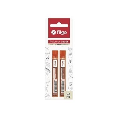 Imagen de Filgo minas grafito polymer leads 0.5 - flow pack 2 hb