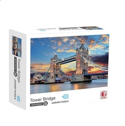 Imagen de Puzzle 1000 piezas  puente de la torre    /36
