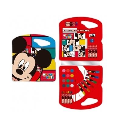 Imagen de Maletiña set de arte mickey mouse km387