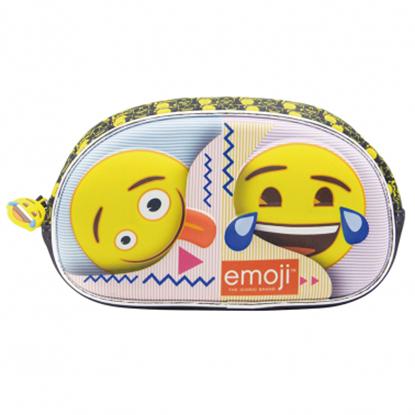 Imagen de Cartuchera 3d emoji neopreno tt093