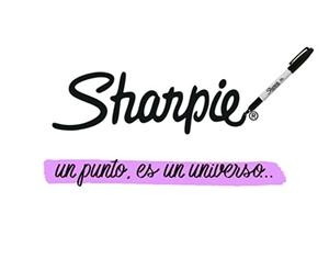 Logo de la marca Sharpie