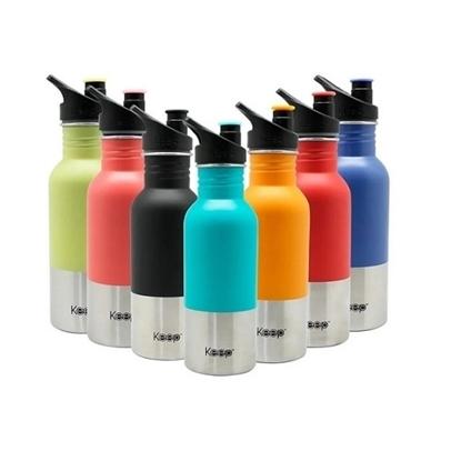 Imagen de Keep botella metalica 600 ml