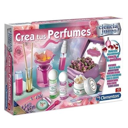 Imagen de Clementoni crea tus perfumes 55204