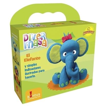 Imagen de Bontus divermasa amigos nuevos - elefante