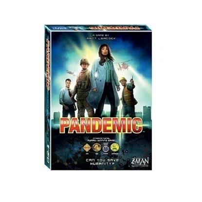Imagen de Pandemic z-man