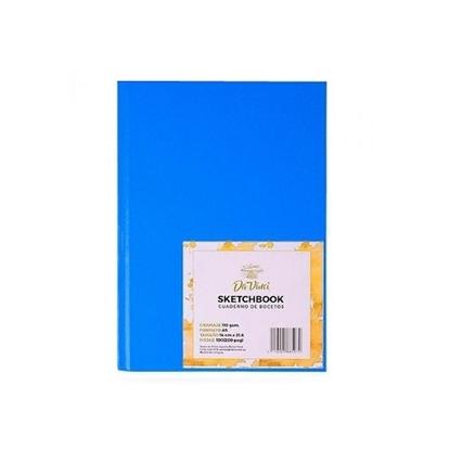Imagen de Cuaderno de bocetos da vinci A5 110 gr. 100 hojas