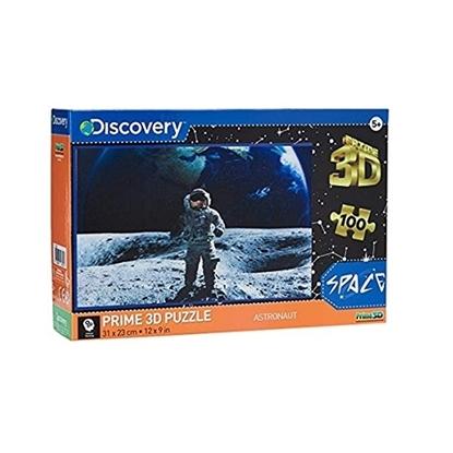 Imagen de Discovery puzzle 3d 100 piezas línea espacial