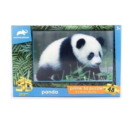 Imagen de Discovery puzzle 3d 48 piezas panda