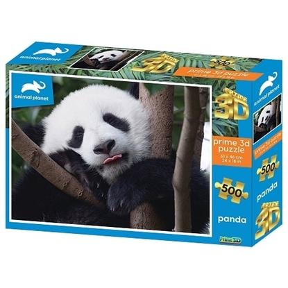 Imagen de Discovery puzzle 3d 500 piezas panda gigante
