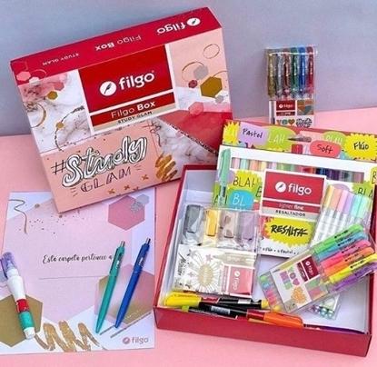 Imagen de Filgo box study glam