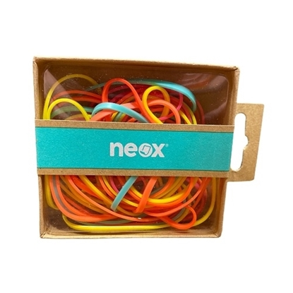 Imagen de Bandas elásticas de colores Neox 25 grs